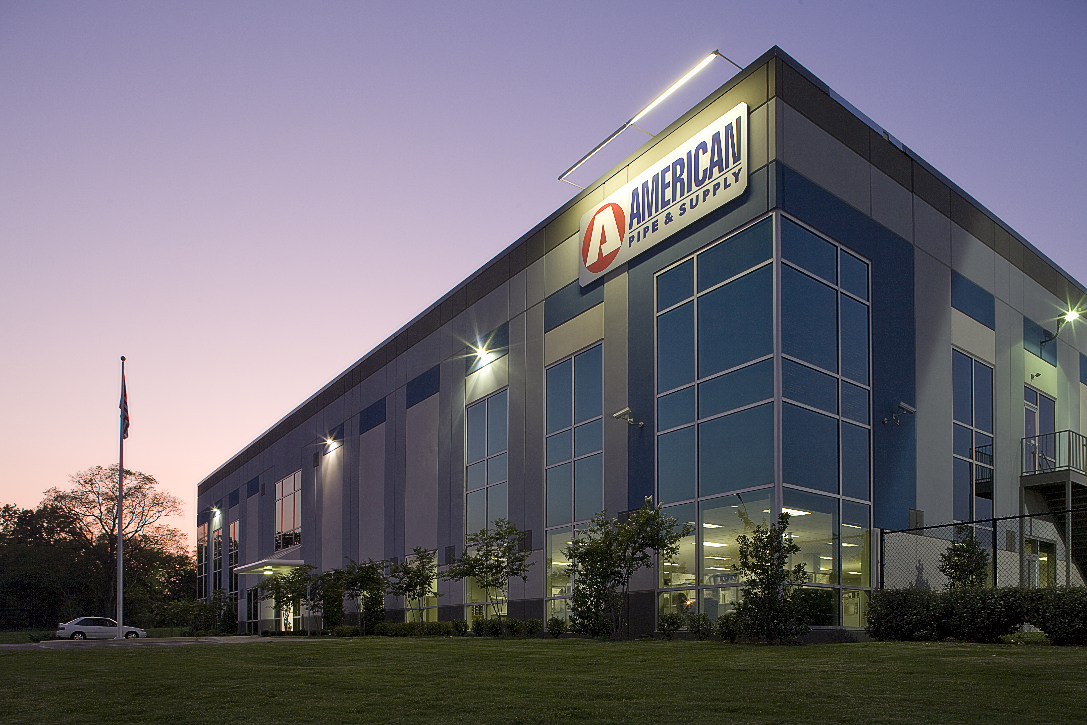 American Pipe & Supply exterior photo