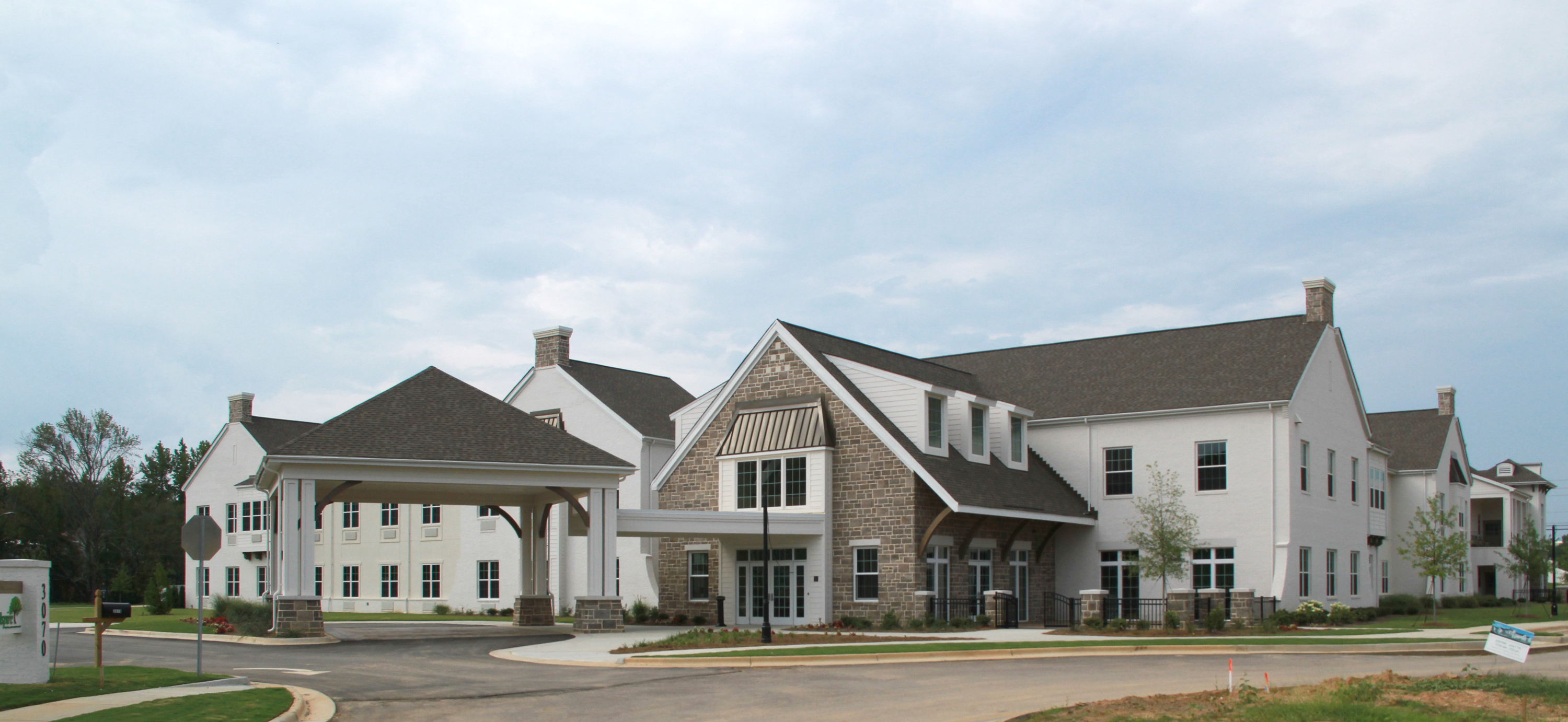Aspire At Cahaba River Birmingham, Alabama Electrical Contractor Assisted Living Healthcare