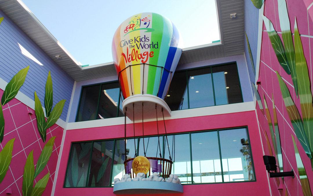 Give Kids the World Banyan Park – Kissimmee, FL