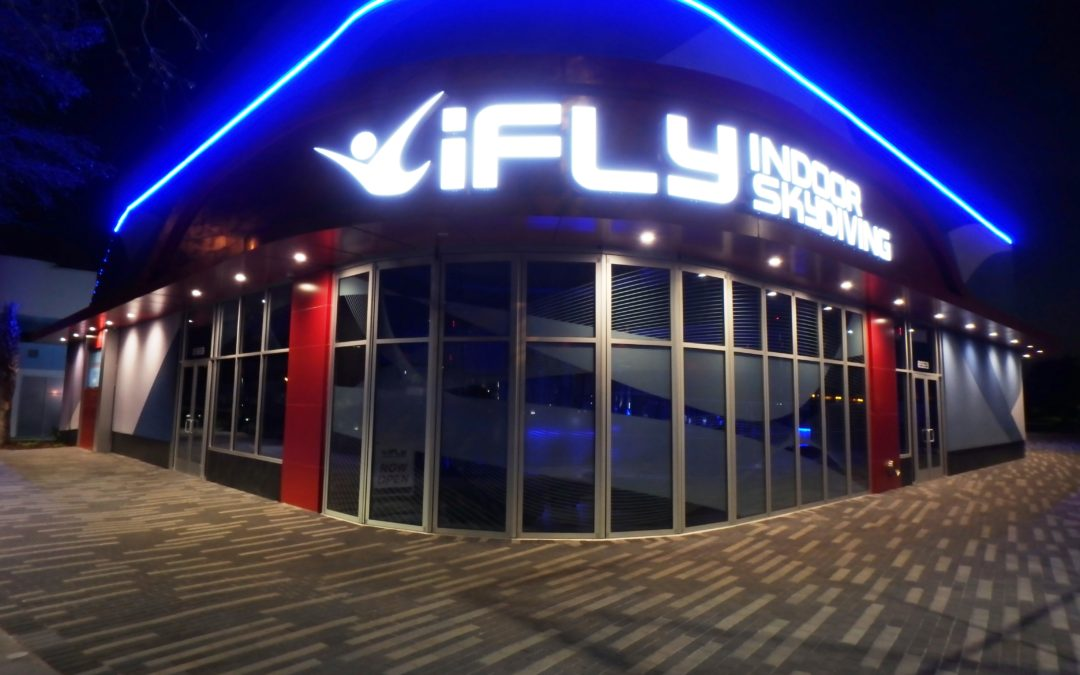 iFly Orlando Indoor Skydiving
