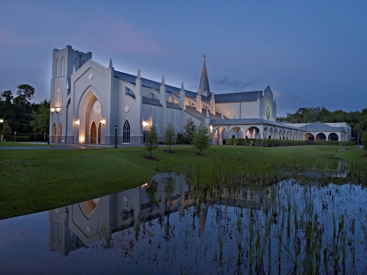 St Andrews Chapel exterior photo