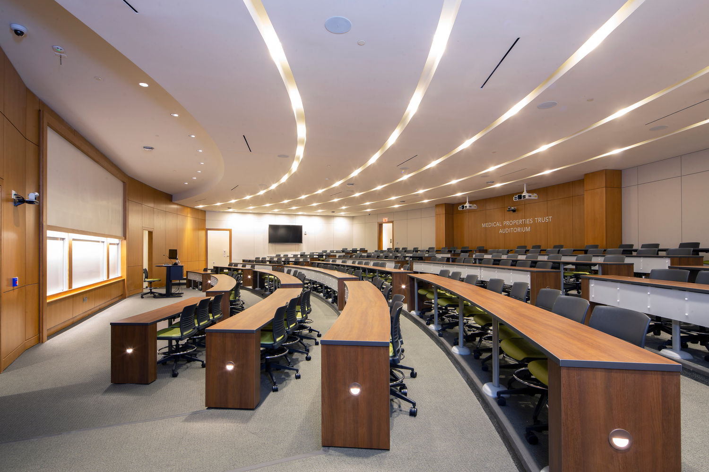 University of Alabama Birmingham, Collat School of Business Interior Photo