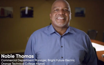 How Noble Thomas Grew From Entry-Level To Department Manager