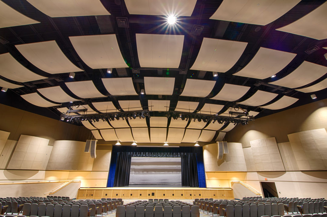 Boone High School Auditorium