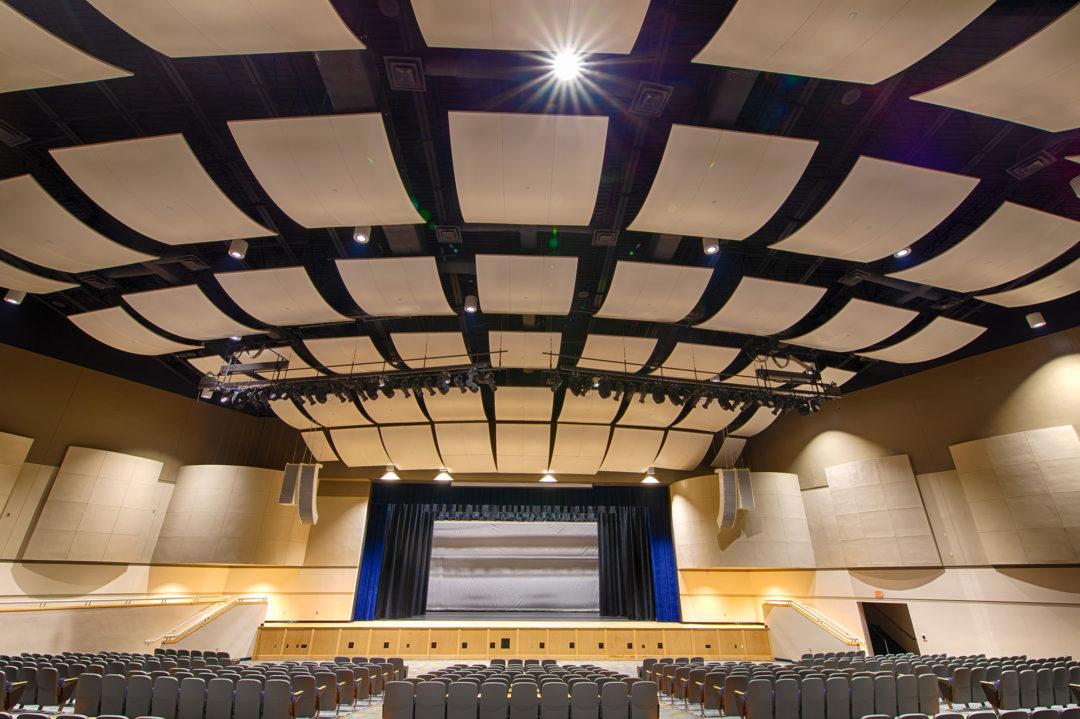 Boone High School Auditorium