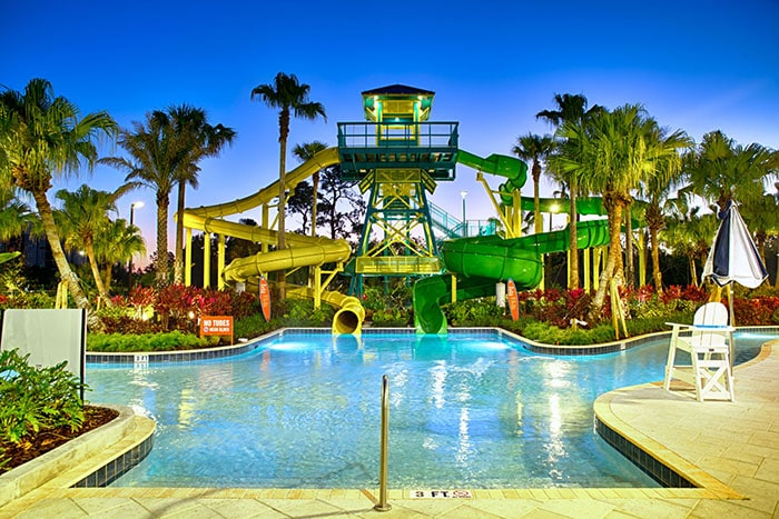 The Grove Resort – Water Park and Amenities
